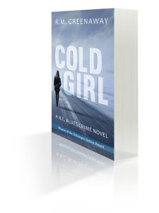 Cold Girl 3D diagonal
